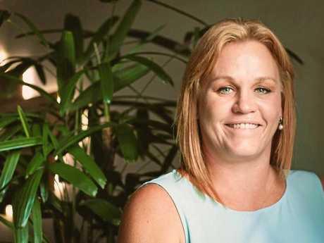 Nicole Batzloff, LNP candidate for Mackay.