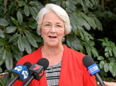 Margaret Strelow is throwing everything into her tilt as an Independent for the seat of Rockhampton.