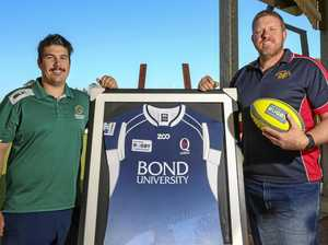 QRU honours Darling Downs with jersey