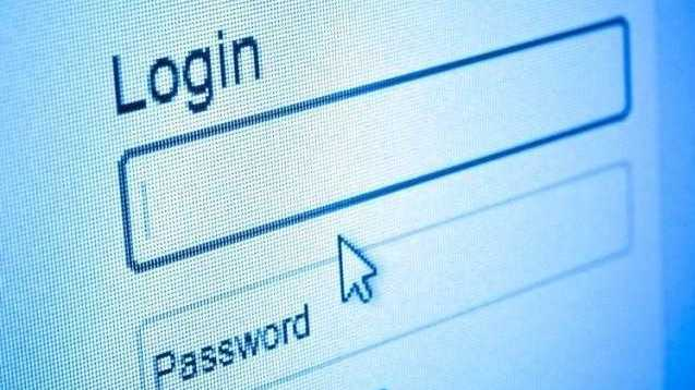 Be careful when selecting your passwords.