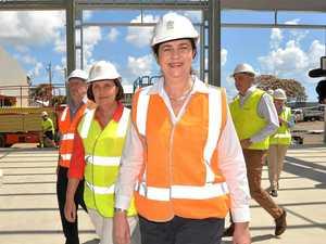 Premier's Adani loan veto decision a headache for Jim Pearce