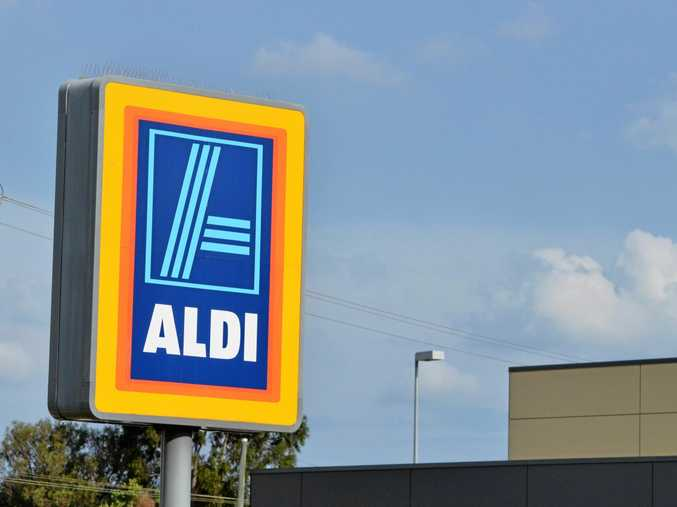 A mum yelled at another mum at Aldi.