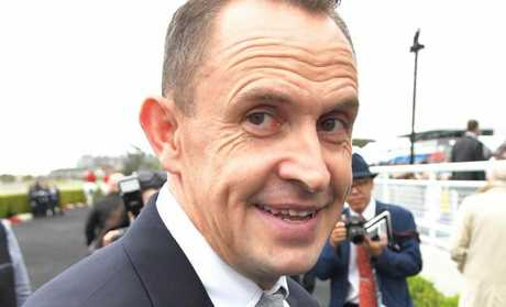 Chris Waller looks to have a winner in Invincibella.