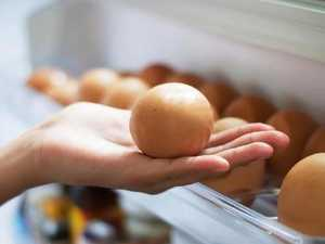 Why the fridge door may be worst place for eggs