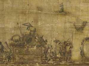 $600K treasure map find in attic