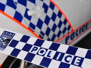 Driver dies after crashing car into parked truck at Ipswich
