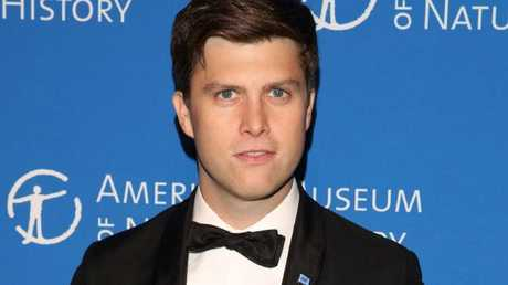 Colin Jost from Saturday Night Live. Picture: Splash.
