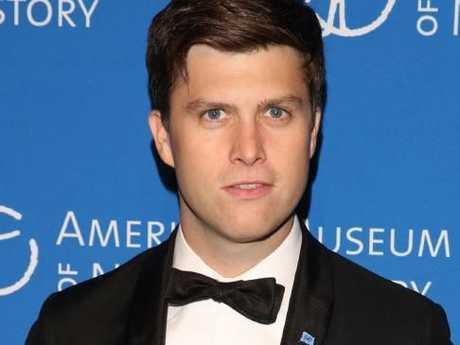 Colin Jost from Saturday Night Live. Picture: Splash.