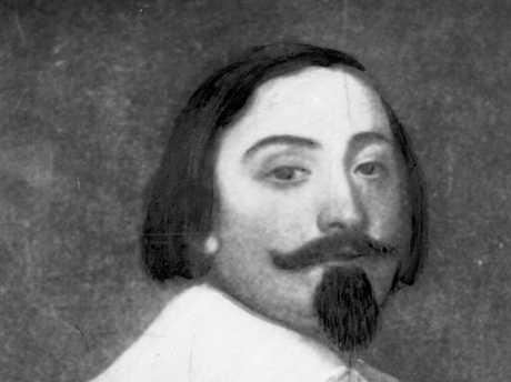 Dutch explorer Abel Tasman.