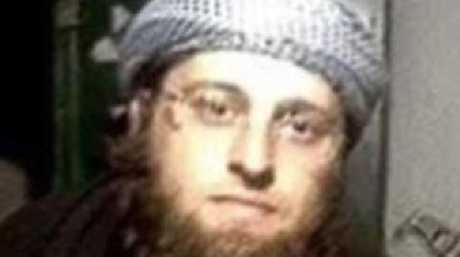 US-born jihadist John Georgelas has risen to a high-ranking position in ISIS. Picture: Supplied.