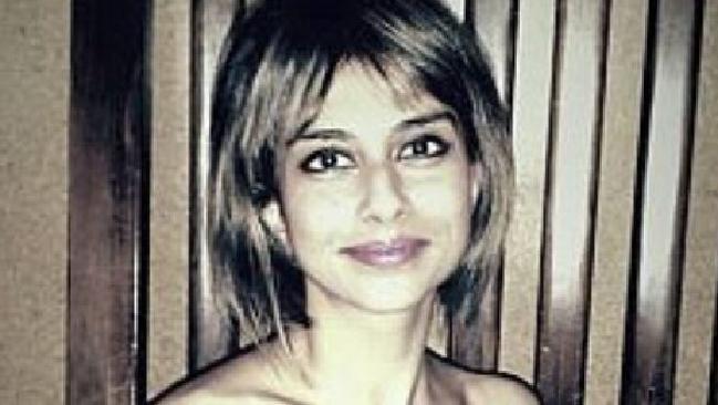 Tania Georgelas met John Georgelas through a Muslim dating website. Picture: Facebook.