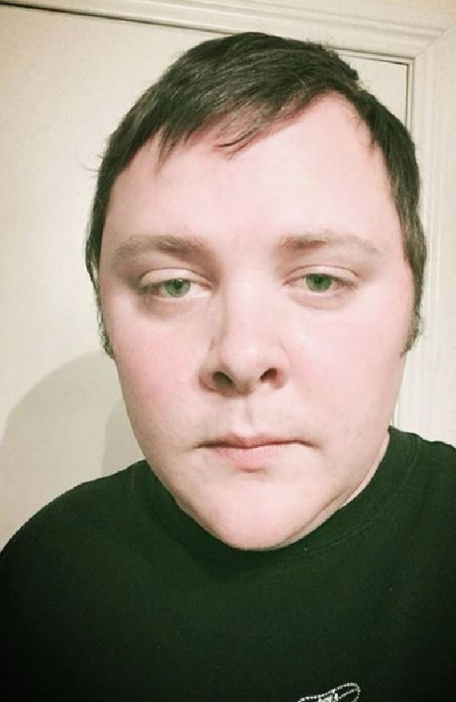 An image of Devin Patrick Kelley taken from his Facebook page before it was removed.