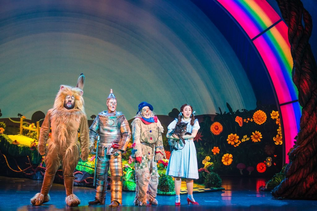 The London Palladium production of The Wizard of Oz will have its Australian Premiere in Brisbane at the Lyric Theatre, QPAC, this week.