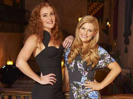 Jemma Rix and Lucy Durack will star in The London Palladium production of The Wizard of Oz in Australia.