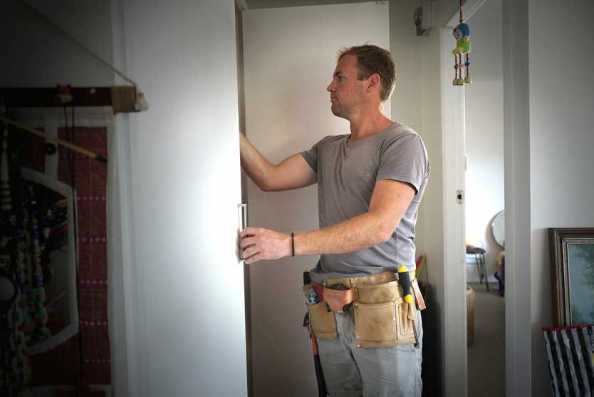 Pat Orme went into his renovation armed with a willingness to learn and have a crack.