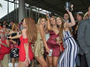 GALLERY, VIDEOS: Thrills, spills and Melbourne Cup shrills