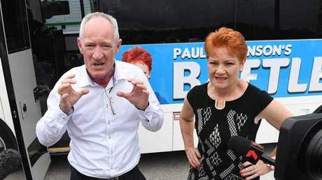 Hanson will conduct a regional tour of the state as the state election campaign enters its second week, speaking to residents about the major issues for them leading into the election.