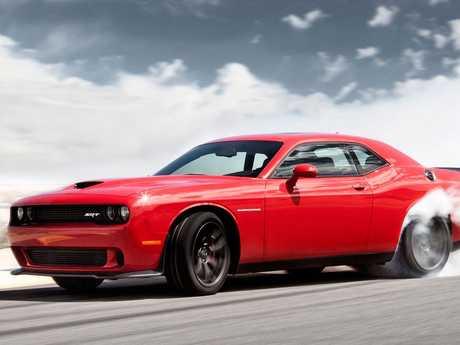 Dream car...the Dodge Hellcat.