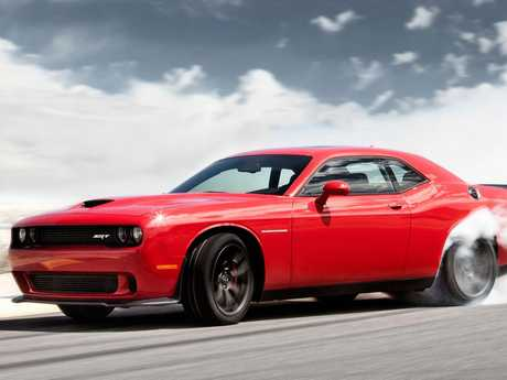 Dream car...the Dodge Hellcat.