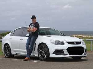 Singer Shannon Noll loves traditional Aussie muscle