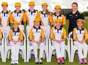 Capricornia cricket girls take out Qld title