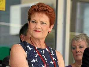 "Pauline Hanson says Dastyari is a ""pipsqueak"""