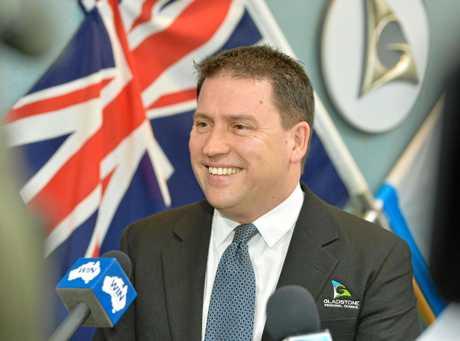 Mayor Matt Burnett.