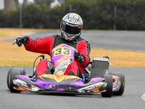 Kart titles up for grabs at Sandy Creek Raceway