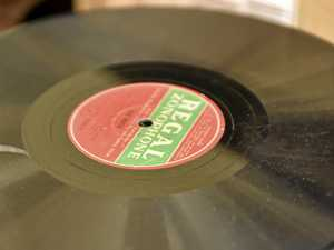 Thousands of vinyl records on sale for music lovers