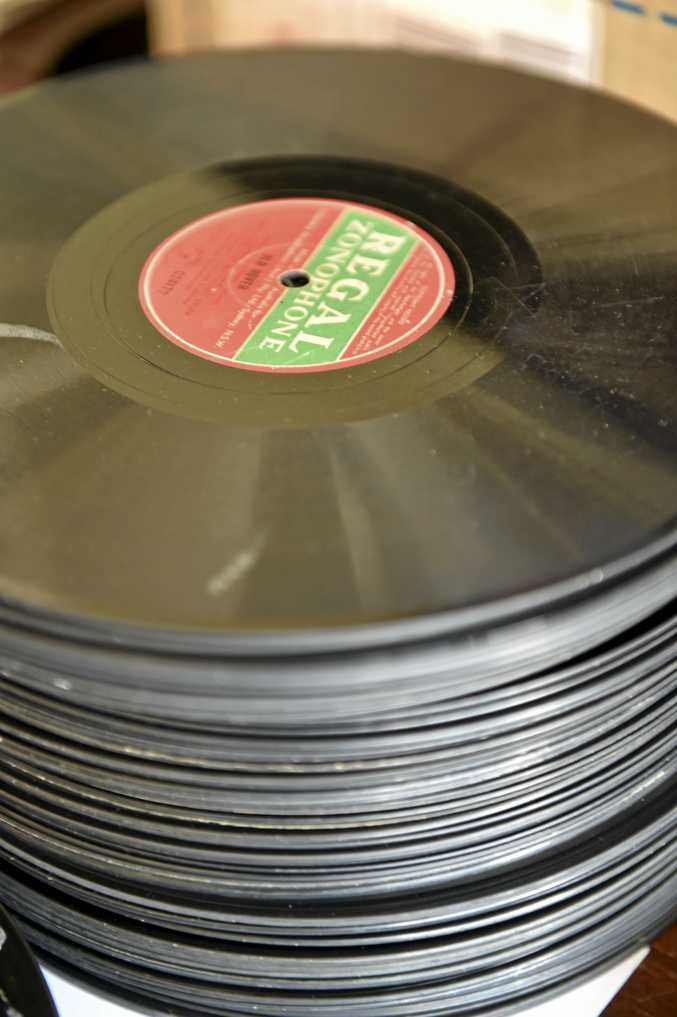 Vinyl records are back in a big way.