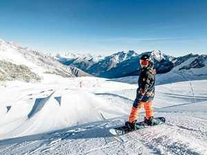 Jesse lands some top tricks in Switzerland