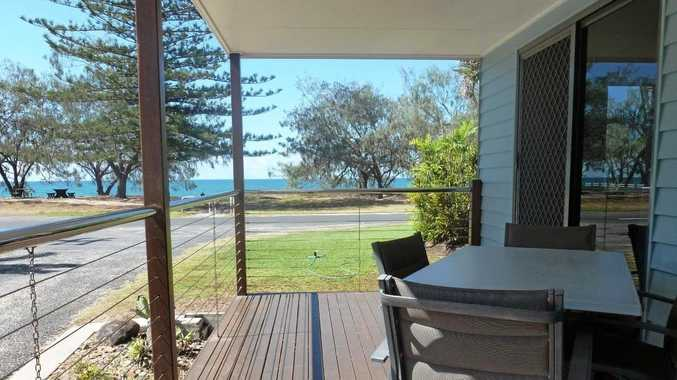 NEW OWNERS: Woodgate Beach Tourist Park has been bought by NRMA Parks and Resorts, an Australia-wide holiday chain.