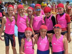PHOTO GALLERY: Nippers hit sand and surf at Mooloolaba for junior carnival