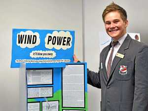 School student's project blew science judges away