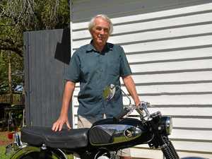 1967 Honda S90 given new lease on life in Laidley