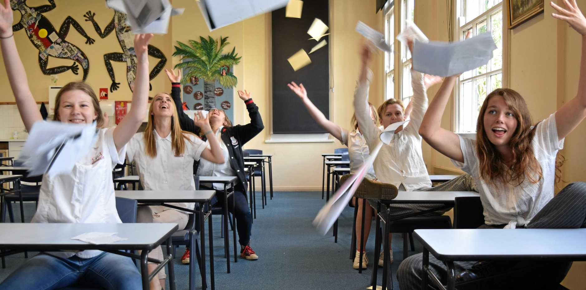 HSC-ya later! Go out and have some fun, the future can wait.