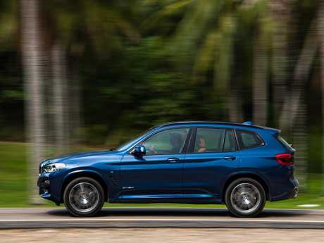 The 2017 BMW X3 has arrived in Australian showrooms.