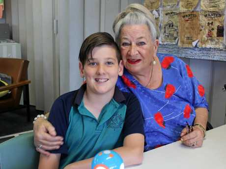 Grandparents Day at Buddina State School.