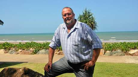 LNP candidate for Keppel Peter Blundell.
