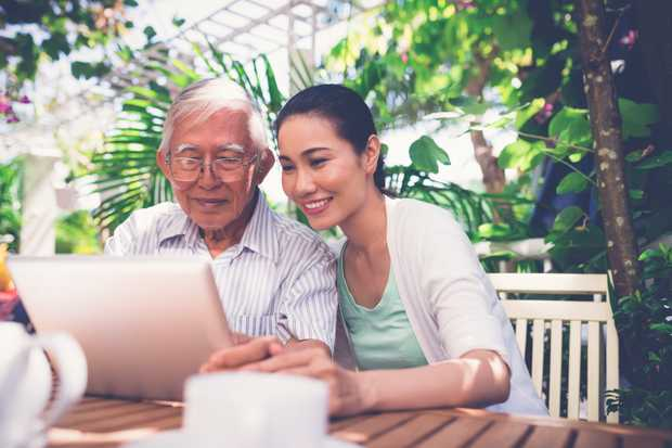 AGED CARE: The government is continuing improve MyAgedCare website services available to seniors and their carers.