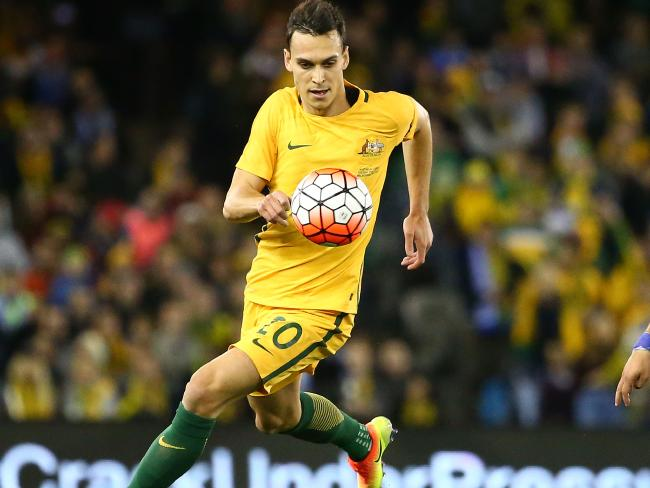 Trent Sainsbury has no complaints about his treatment in Honduras.