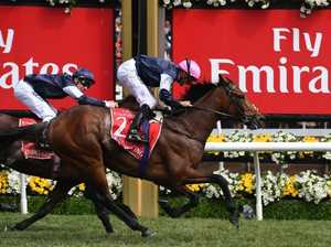 Rekindling wins the Cup