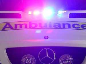 Two injured in Nanango crash