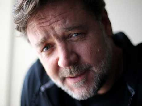 Russell Crowe will star in True Story of the Kelly Gang; the Oscar winner's exact role for now remains a secret. Picture: Adam Taylor