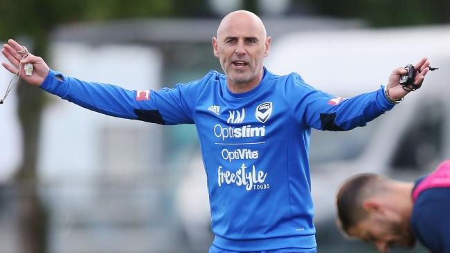 Kevin Muscat says the rules aren't always being enforced by referees.