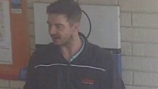Detectives wish to speak to this man after an 87-year-old woman was sexually assaulted at Aspendale Railway Station.