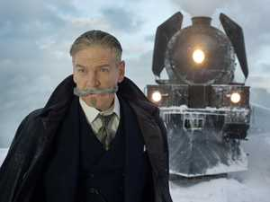 Murder on the Orient Express trailer