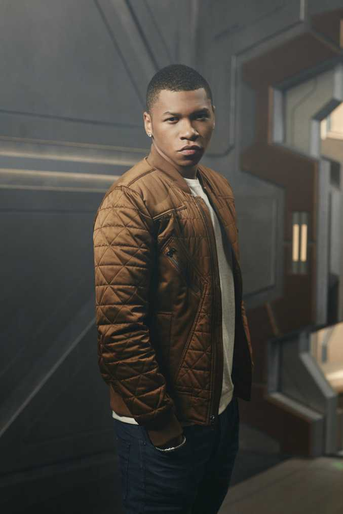 Franz Drameh as Jax Jacskon in a scene from Legends of Tomorrow.