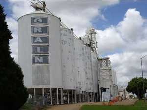 Decades-old graincorp silo site in Toowoomba for sale
