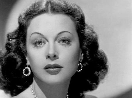 Hollywood star, Hedy Lamarr in Let's Live a Little, 1948.
